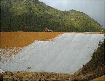 江西大林工程材料公司_峡江水利枢纽防护工程